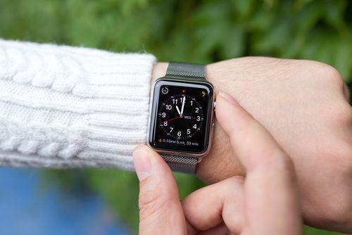 Apple Watch Posts Lower Worldwide Shipments, But Still ...
