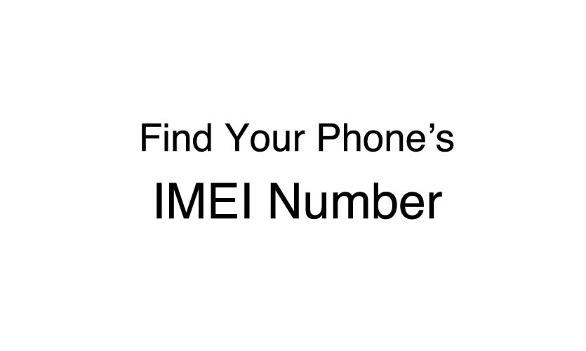 how to find your phone number on iphone how to find the imei number on a cell phone myrateplan 20840