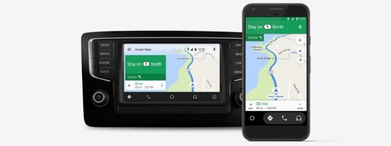Google Releases Major Update For Android Auto