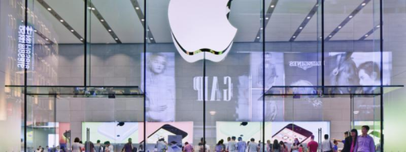 Apple Scores 25 Percent Market Share In Chinese Urban Areas