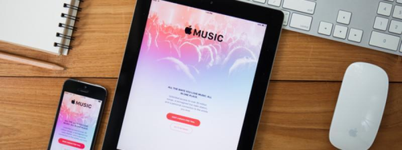 Apple Music Now Has 13 Million Paid Subscribers