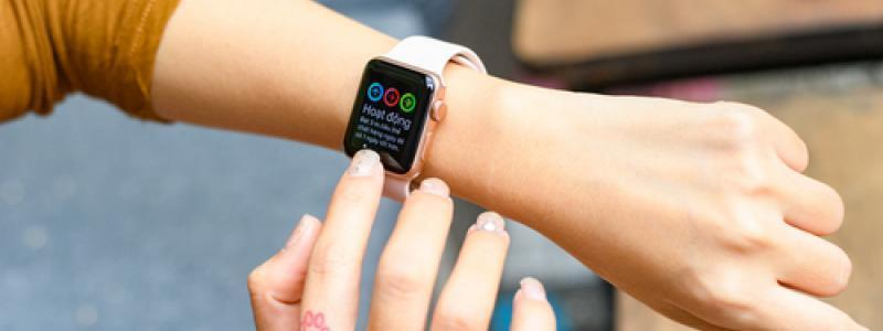 Apple Watch Leads Global Shipments of Wearable Devices