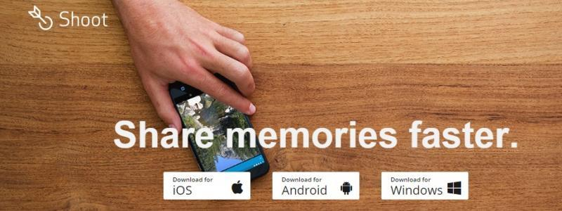 Introducing BitTorrent Shoot: An App That Lets You Share Pics And Vids With Friends Privately