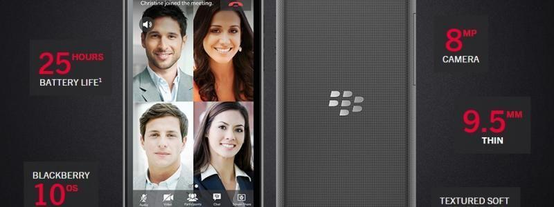 BlackBerry Unveils The Leap, Its Latest Touchscreen Phone