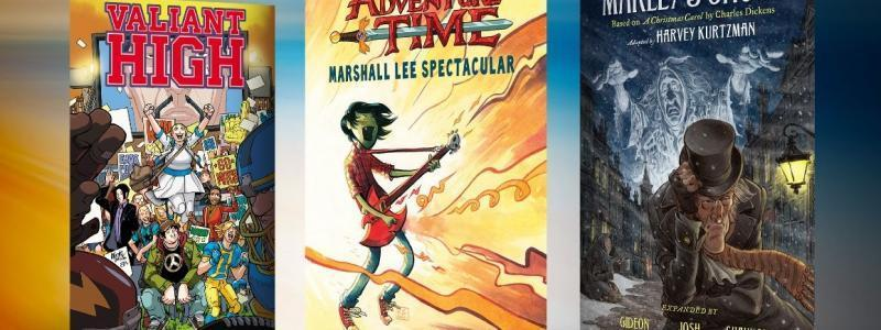 ComiXology Now Offers Exclusive Original Comics Content