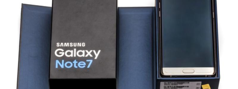 Samsung Still Clueless As To Why Its Galaxy Note 7 Overheated