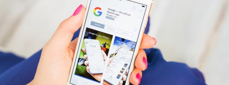 With Google's Updated Search App, The User's Personalized Feed Becomes The Main Screen