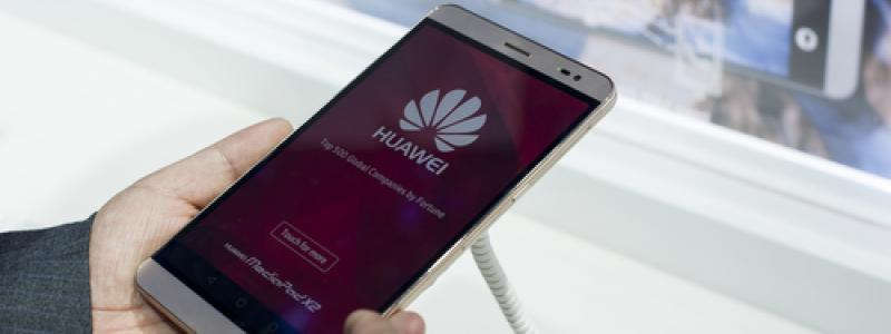 Huawei Now World's Third Biggest Seller Of Mobile Phones, Per Research Firm