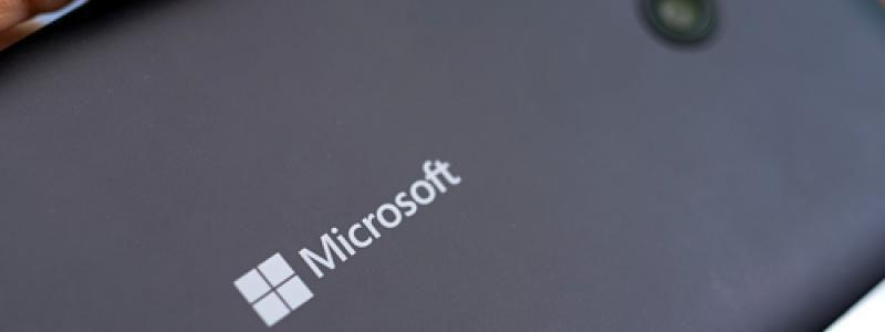 Microsoft's Mobile Division Did Not Have A Good First Quarter This Year