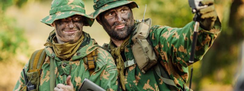 Are Smartphones Making Soldiers Combat Ineffective?