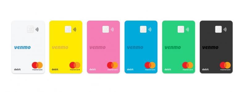 Venmo introduces new debit card