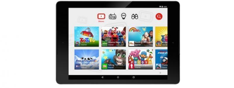 Google Unveils Kid-Friendly Version Of YouTube Mobile App
