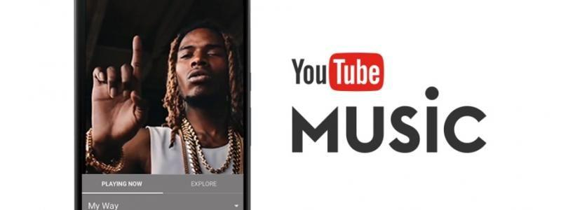 Introducing The YouTube Music App