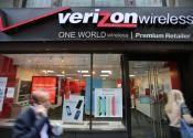 Verizon Wireless store.