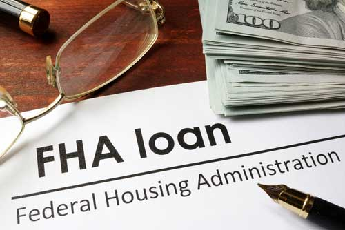 FHA Loans in Saltillo, TX
