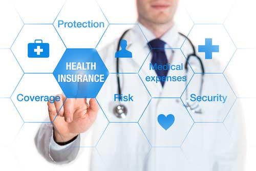 Health Insurance Coverage in Midland, MD