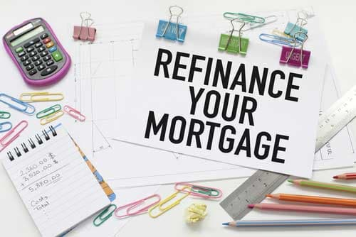 Refinancing a Mortgage in Brooklyn, MD