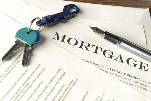 Types of Mortgages in Saltillo, TX