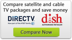 Compare Satellite and Cable TV Service Providers